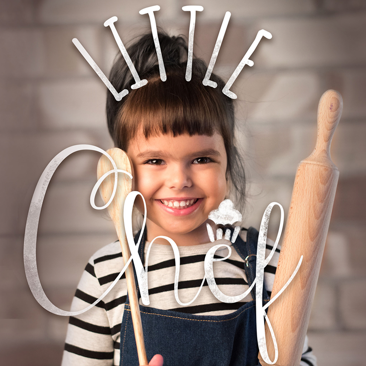 Little Chef: come cook with us!